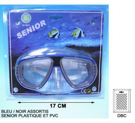 Masque de plongée senior