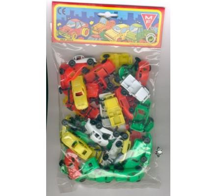 Mini voitures : sachet de 50