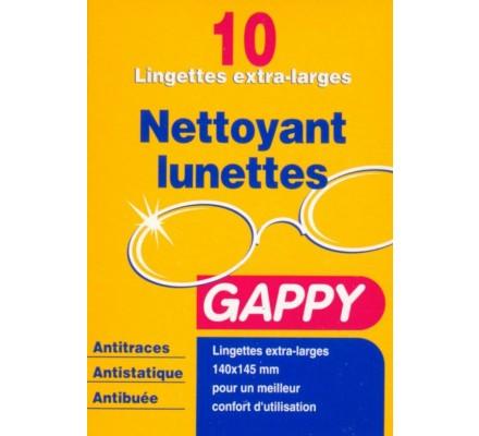 Nettoyant lunettes x 10