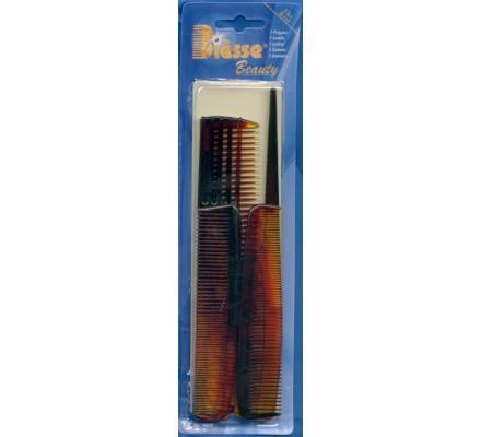 Peignes à cheveux x 5
