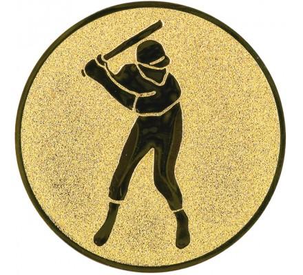 Centre base-ball Diam. 50 mm