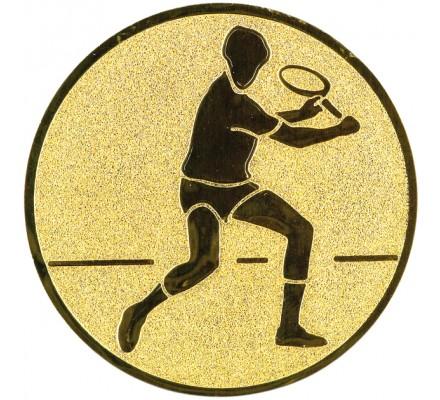 Centre tennis Diam. 25 mm