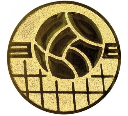 Centre volley-ball 1 Diam. 25 mm