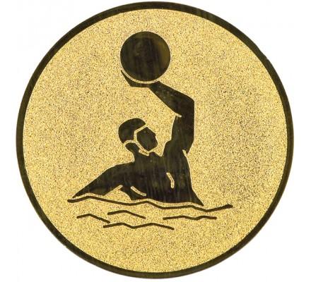 Centre water-polo Diam. 50 mm