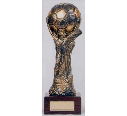 Trophée football 28 cm - CR1847