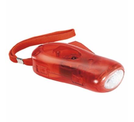 Lampe LED dynamo 3 leds
