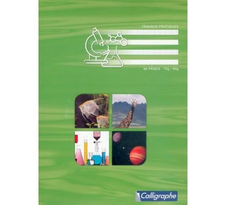 Cahier Travaux Pratiques 24x32 - 96 p - séyès