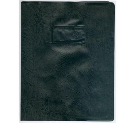Protège-cahier 21x29,7 opaque Noir