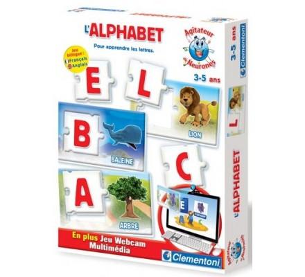 L'Alphabet / Teddy le Génie