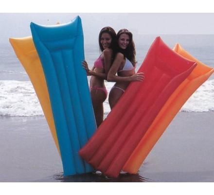 Matelas de plage gonflable