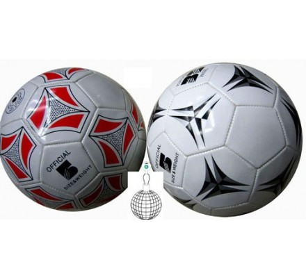 Ballon de football simili cuir