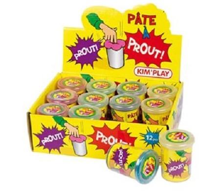 Boîte de 12 pâtes à prout