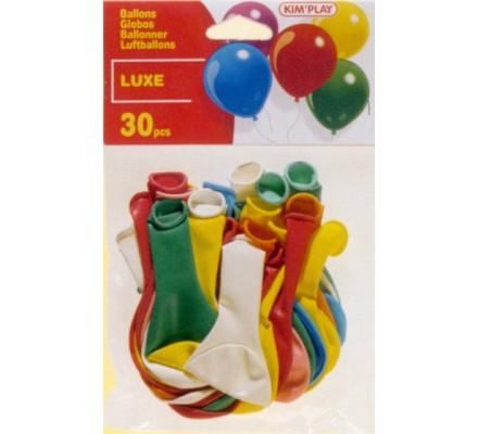 Ballons à gonfler x 30