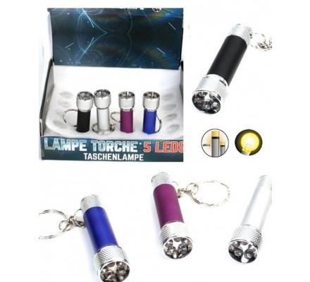 Porte clés lampe 5 Leds