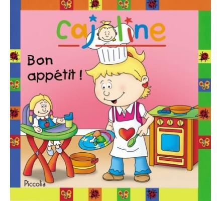 Album Cajoline / Bon appétit