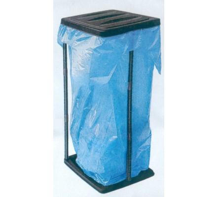 Support sac poubelle 60 litres