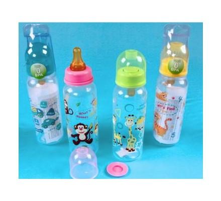 Biberon plastique - 250 ml - sans BPA