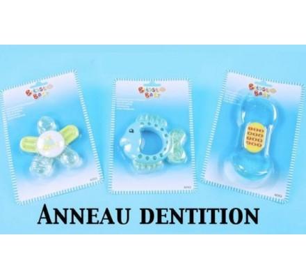 Anneau de dentition réfrigérant