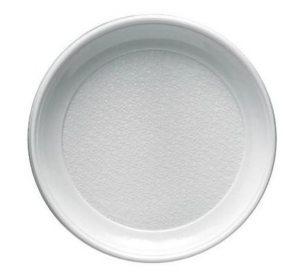 Assiettes en plastique x 24