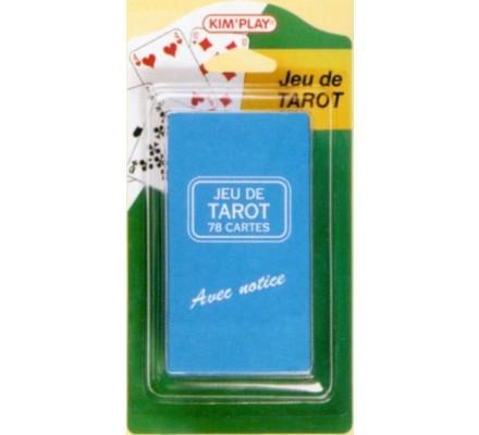 Jeu de Tarot sous blister