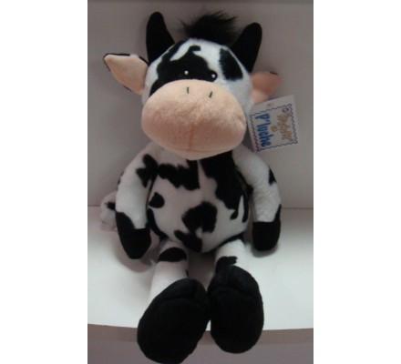 Peluche vache 40 cm