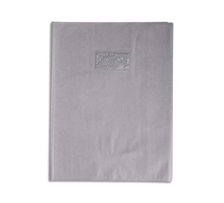 Protège-cahier transparent 24x32
