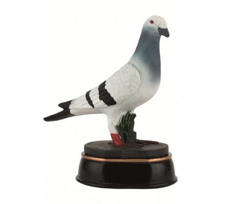 Trophée pigeon 12 cm