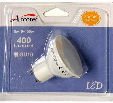 Ampoule LED spot - GU10 / 5W=50W