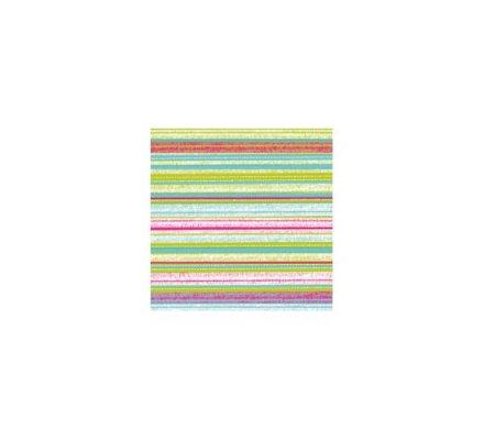 20 serviettes en papier 33 x 33 cm / Zoé fruit