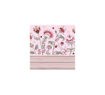 20 serviettes en papier 40 x 40 cm / Miss Holly