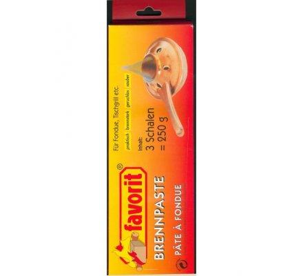 Barquettes de pâte à fondue x 3