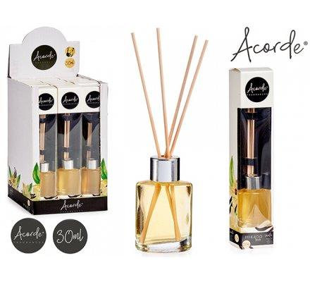 Diffuseur de parfum mikado 30ml - vanille
