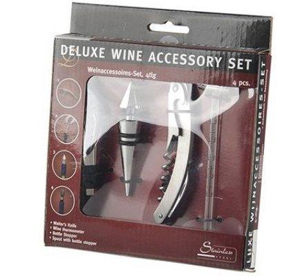 Set de vin / 4 pièces