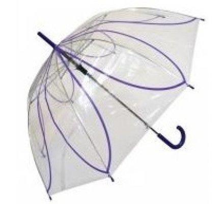 Parapluie transparent