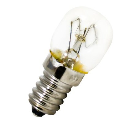2 ampoules incandescentes four