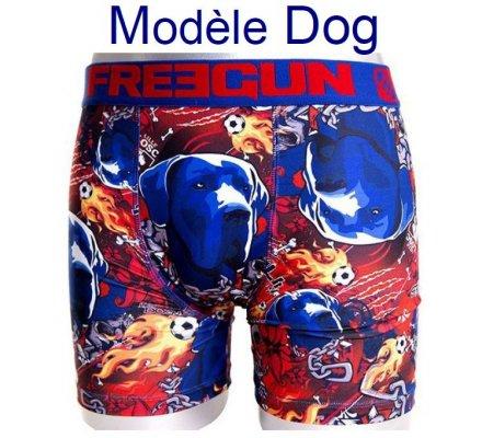 Boxer Freegun LOSC 8/10 ans