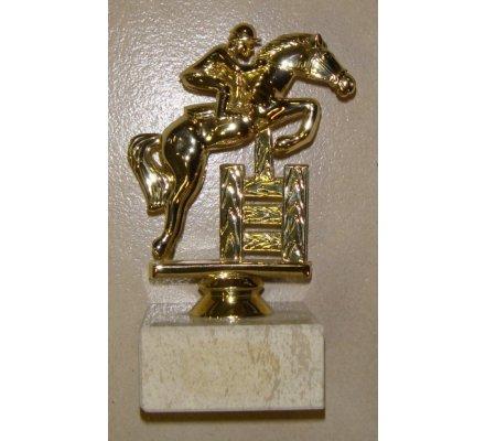 Trophée équitation 14 cm - CBM120
