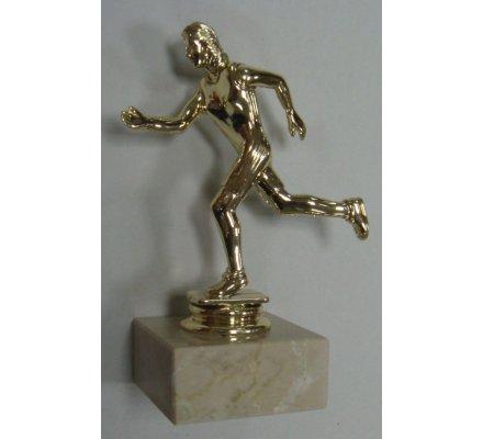 Trophée course à pied Femme 16 cm - CBM215