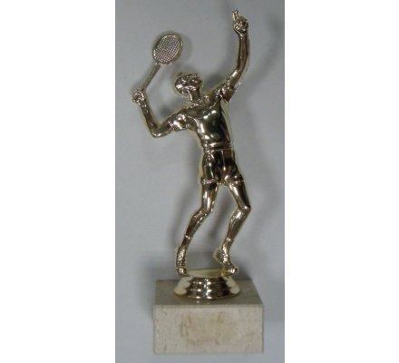 Trophée tennis 20 cm - CBM225