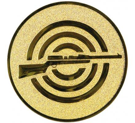 Centre tir à la carabine sur cible Diam. 25 mm