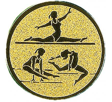 Centre gym féminin Diam. 25 mm