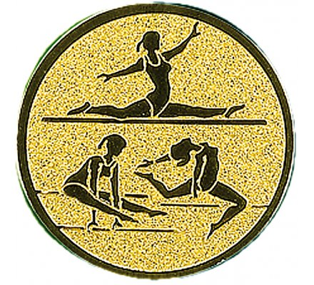 Centre gym féminin Diam. 50 mm