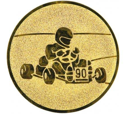 Centre karting Diam. 50 mm