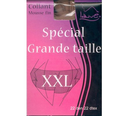 Collant mousse Smoke XXL