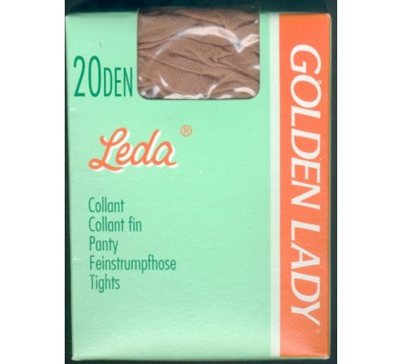 Collant Leda melon - Taille 1