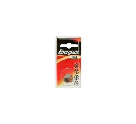 1 pile bouton Energizer CR1632 - 3 v