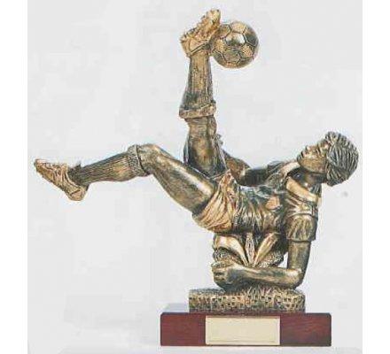 Trophée football 30 cm