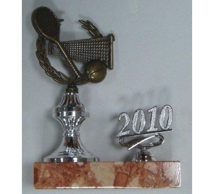 Trophée tennis 21 cm - CR200