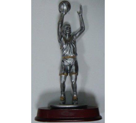 Trophée basket 32 cm