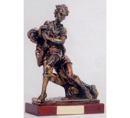 Trophée rugby 25 cm - CR2395
